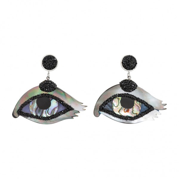 Evil Eye Küpe 1